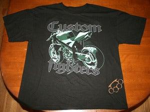 CF Roman's V-Strom Streetfighter Tshirt