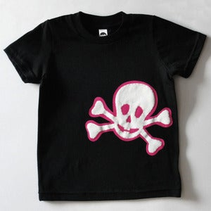 Image of SKULL T-SHIRT PINK