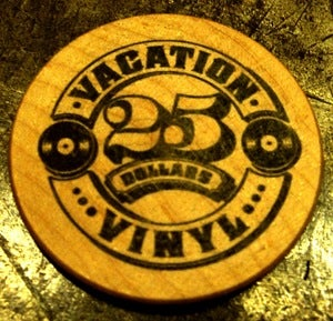 Image of Vacation Gift Coin