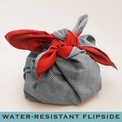 Image of Red Wolf Lunch Wrap (+ Napkin)