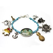 Image of Underwater Love Charm Bracelet