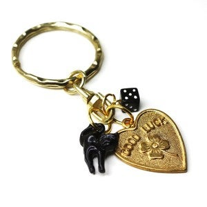 Image of Good Luck Keyring