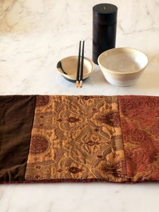 Image of Autumn Dusk Reversible Tablerunner. MTR1104