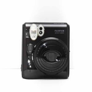 Image of Fujifilm Instax Mini 50s Camera (Piano Black)