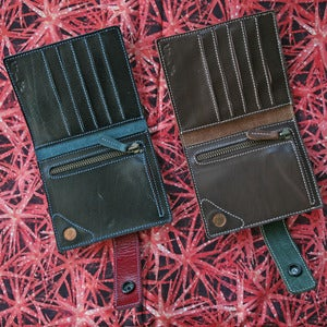 Image of Penny Leather Wallet
