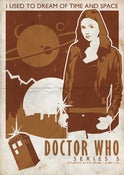 Image of Amy Pond Series 5 Poster