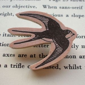 Image of Swallow Pin