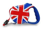 Image of London Calling Retractable Leash on UncommonPaws.com