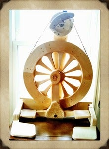 Image of Mach 3 Spinning Wheel, by SpinOlution