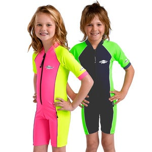 Image of STINGRAY Kids Raysuit S/S