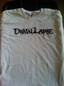 Image of White logo Tshirt