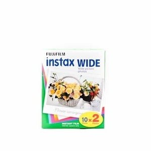 Image of Fujifilm Instax Wide Colour Film (twin pack)