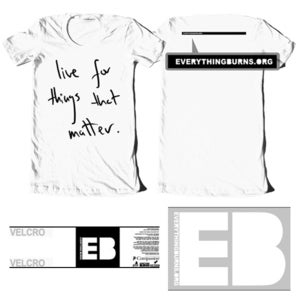 Image of Everything Burns Non-Profit - Bundle
