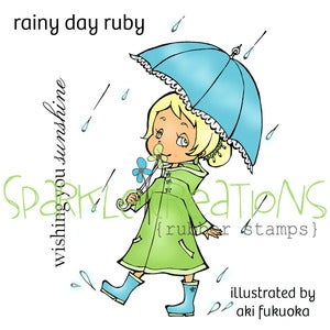Image of Rainy Day Ruby
