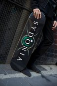 Image of Sydonia &quot;Logo&quot; Skateboard Deck (Different sizes/colours)