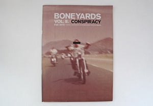 Image of Stussy BONEYARDS Vol. II. Project Conspirancy 