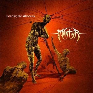 Image of MARTYR - Feeding The Abscess CD + bonus CD