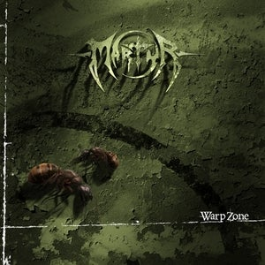 Image of MARTYR - Warp Zone CD + bonus CD