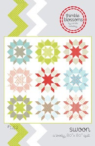 Image of Swoon- Pattern 142 PAPER Pattern