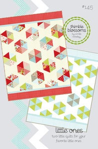 Image of Little Ones- Pattern 145 PAPER Pattern