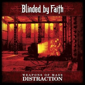 Image of BLINDED BY FAITH - Weapons of..CD & Under An Occult..CD & Veiled..CD & Imperial.. live CD & DVD