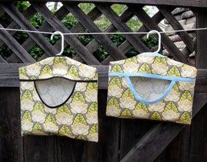 Crochet Pattern: 5 Christmas Gift Bags