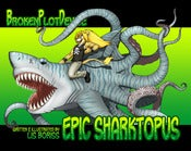 "Image of ""Epic Sharktopus"" Comic Collection - Year 3"