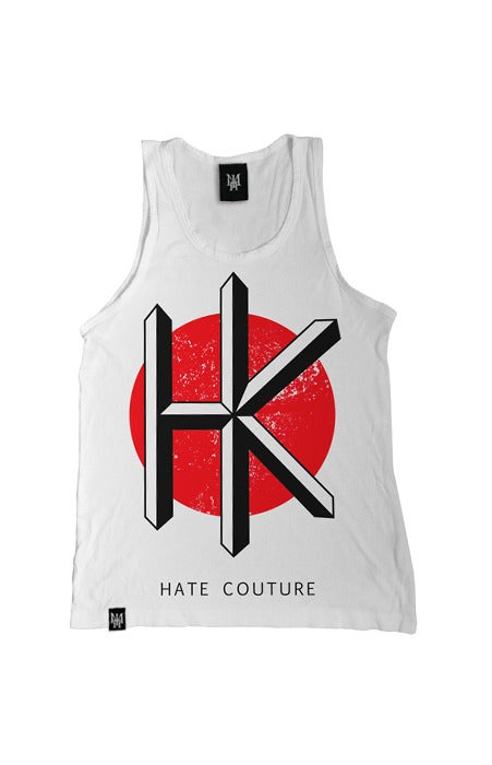 Image of HATE COUTURE PUNX (White)