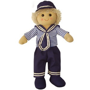 Image of Powell Craft Rag Doll - Sailor Boy