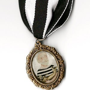 Image of Captain &amp; Merbaby Medal