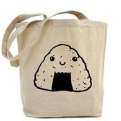 Image of Onigiri-kun Tote Bag