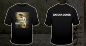 Image of Datura Curse EP shirt