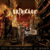 Image of Skinkage - The Devastation At Hand