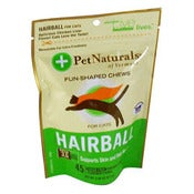 Image of Pet Naturals Hairball Supplement Chews on UncommonPaws.com