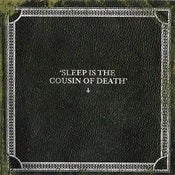 Image of 'Sleep is the Cousin of Death' exhibition booklet