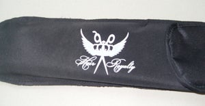 Image of Hair Royalty Logo Heat Proof Storage/Travel Bag