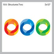 "Image of John Digweed - Structures Two - 3x12"" Limited Edition Pre-Order"
