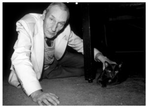 Image of William S. Burroughs (no. 4)