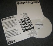 Image of Time Again (naked) limited to 250 on white vinyl