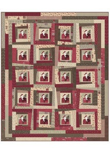 "TLC Home ""Santa\'s Special Delivery Quilt Pattern"""