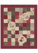 Image of Scandinavian Snowball Fun Quilt pattern
