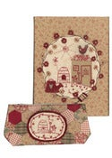 Image of The Potting Shed Journal and Pencil Case pattern