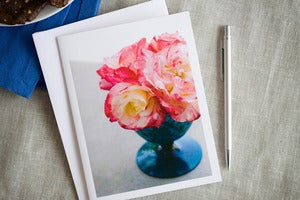 Image of Floral Note Cards