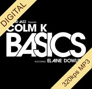 "Image of Colm K - Basics Digi-12"" w/ Bonus Remixes"