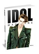 Image of IDOL Magazine Issue 1; THE FEARLESS ISSUE