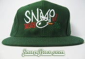 Image of VINTAGE SNOOP DOGGY DOGG SNAPBACK GREEN