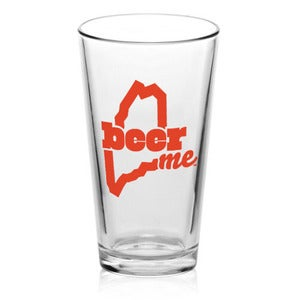 Image of BeerME Pint Glass