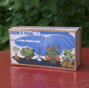 Image of Grow It Your Self, Plan A Farm Garden Now Matchbox