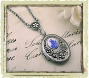 Jewelry: &quot;Blue ship&quot;