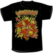 Image of SAVIOURS &quot;DEMON'S EYE&quot; T-SHIRT